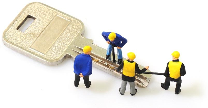 Populær låsesmed bestilles på tilbud online