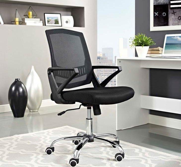 Få et bedre kontorliv med nye kontorstole