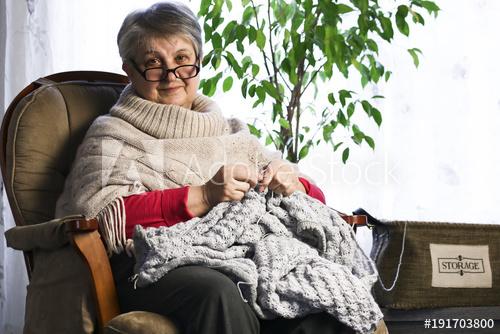 Hvis du elsker at strikke og hækle, så er denne side lige noget for dig!